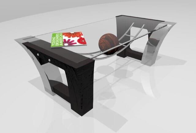 custom coffee table design